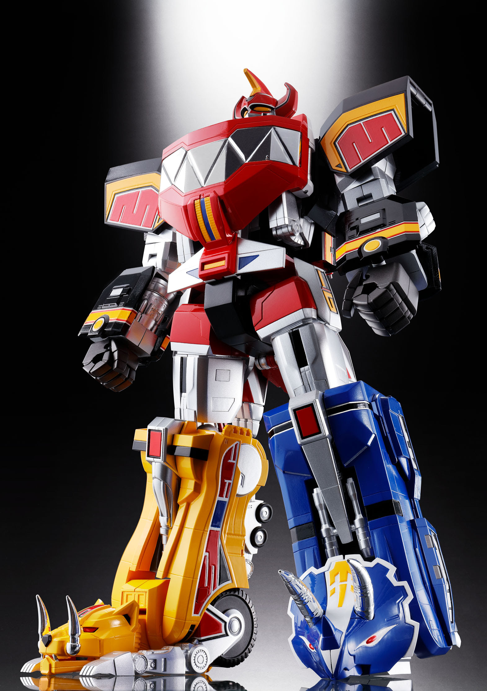 Soul of Chogokin - Power Rangers GX-72 Megazord