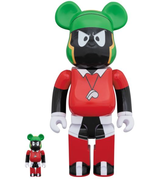 [Pre-Order] Bearbrick 400% + 100% Marvin the Martian