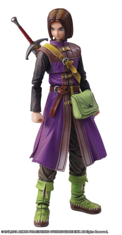 [Pre-Order] Bring Arts: Dragon Quest XI Echoes of an Elusive Age - The Luminary