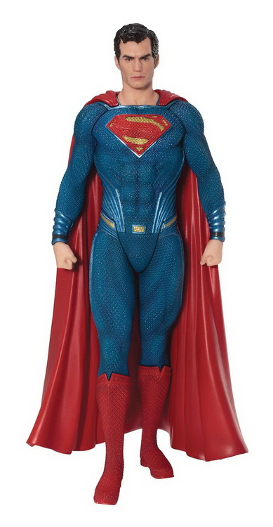 [Pre-Order] Justice League - Superman ArtFx+ Statue