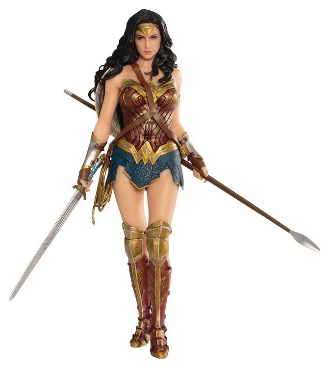 [Pre-Order] Justice League - Wonder Woman ArtFx+ Statue