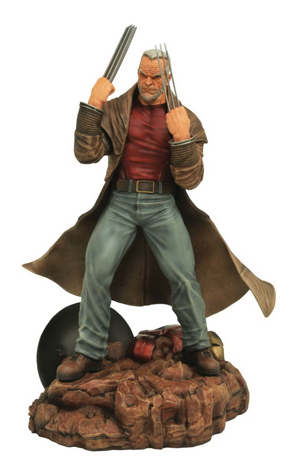 [Pre-Order] Marvel Gallery - Old Man Logan Statue