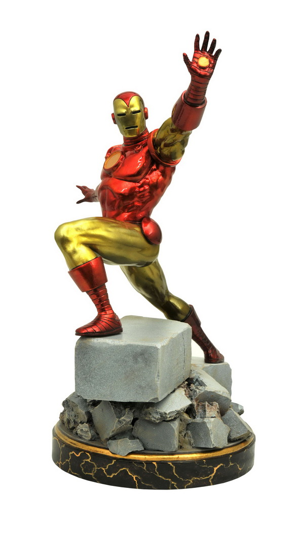 [Pre-Order] Marvel Premium Collection - Iron Man Statue
