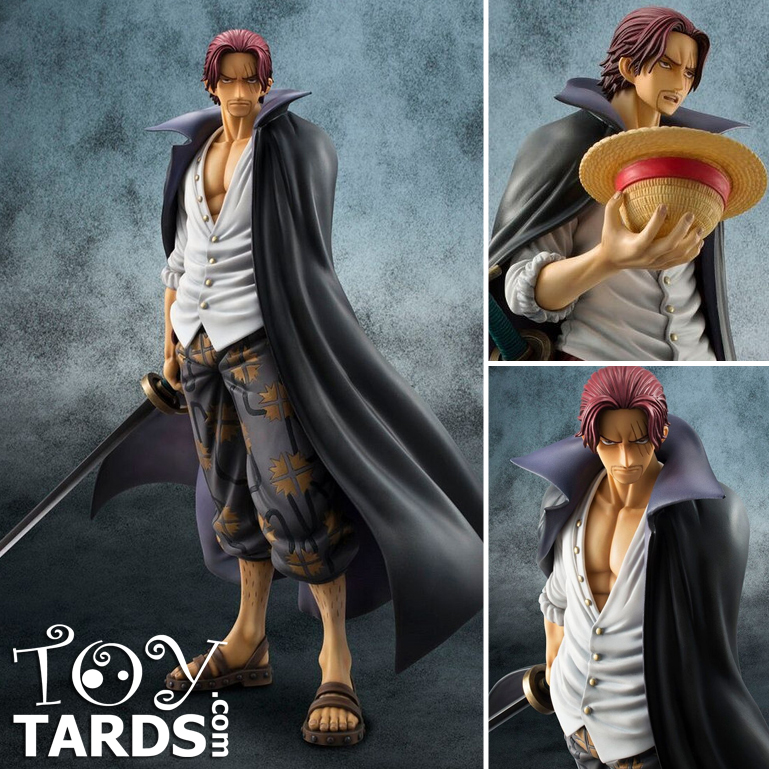 [Pre-Order] One Piece: Shanks Variable Action Figure