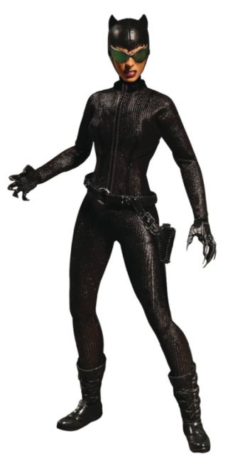 ONE-12: DC - Catwoman