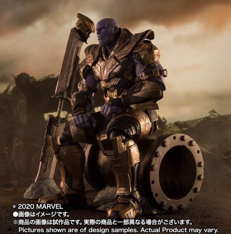 [Pre-Order] S.H. Figuarts: Avengers: Endgame - Thanos Final Battle Ver.