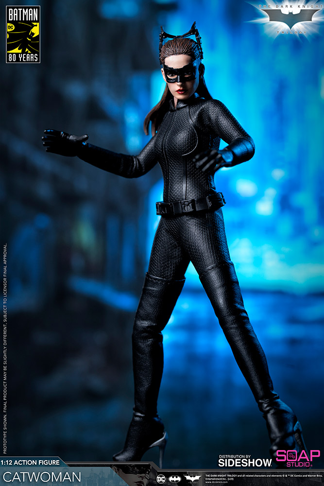 [Pre-Order] Dark Knight - Catwoman 1/12 Scale Action Figure