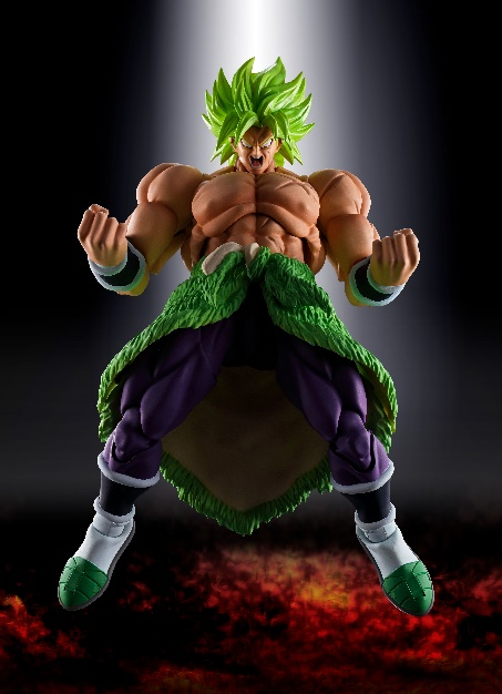 [Pre-Order] S.H.Figuarts Dragon Ball Super - Super Saiyan Broly Full Power