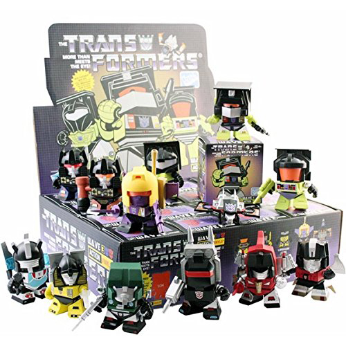 Transformers Vinyls Action Figure - Wave 3 (1 Blind Box) *Clearance