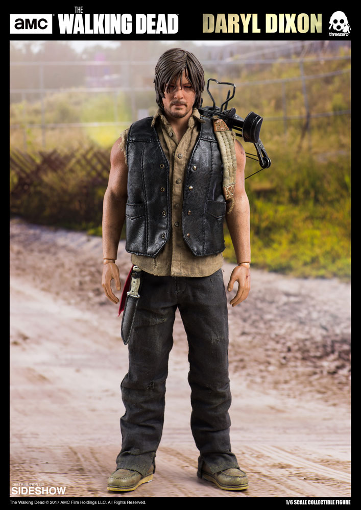 [Pre-Order] Walking Dead: Daryl Dixon 1/6 Scale Figure